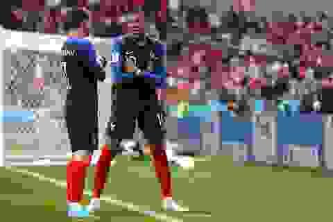Lượt cuối bảng C: Pháp có giữ được ngôi đầu bảng?