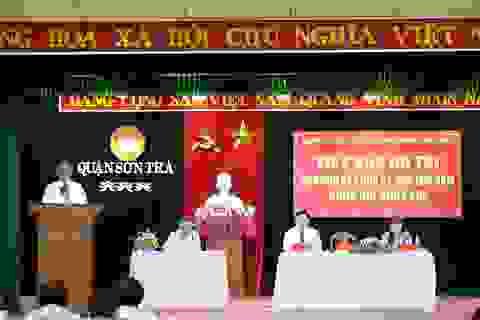 Bí thư Đà Nẵng nói về tài sản của Giám đốc Công an thành phố