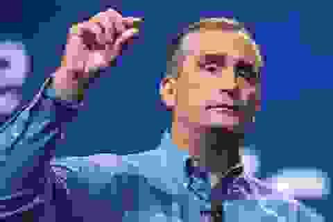 """CEO Intel từ chức vì mối quan hệ """"mật thiết"""" với nhân viên"""