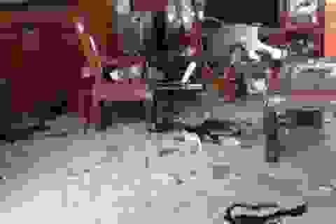 Con rể mang mìn đến nhà bố vợ cũ kích nổ, 3 người thương vong