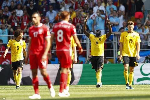 Bỉ 5-2 Tunisia: Cú đúp của Lukaku, Hazard