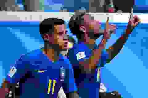 Cục diện bảng E: Brazil vẫn có thể bị loại từ vòng bảng