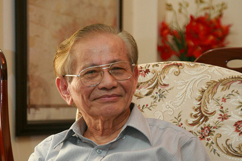 GS Phan Huy Lê – người tổng kết lịch sử Việt Nam