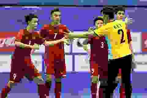 Thắng đậm 7-0 New Zealand, đội tuyển futsal Việt Nam giành ngôi Á quân