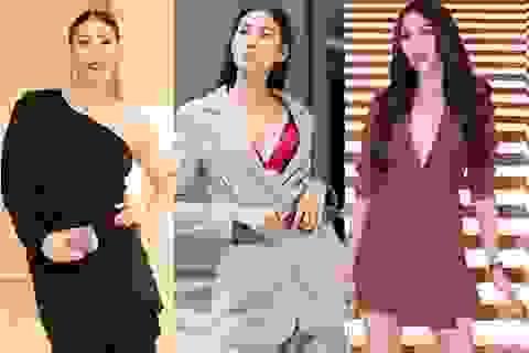 """""""Soi"""" thời trang sao Việt trong tuần qua"""