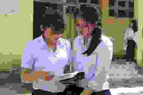 Nhiều thí sinh dự tính đạt 7-8 điểm bài thi Ngữ Văn