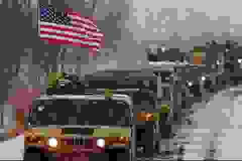 NATO có thể thất thế nếu đối đầu với Nga