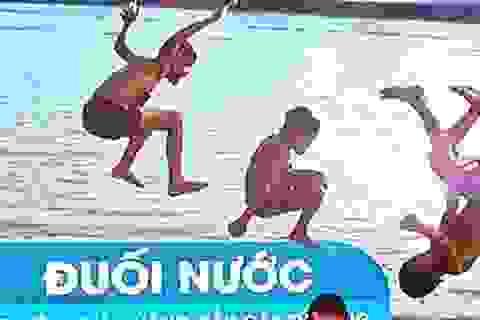 Hơn 2.000 trẻ em tử vong mỗi năm do đuối nước