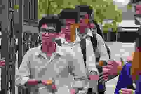 Môn Hóa học - Đề thi và đáp án chính thức THPT quốc gia 2018