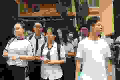 Thi THPT quốc gia 2018 tại TPHCM: Hơn 80% thí sinh có điểm dưới trung bình môn Sử