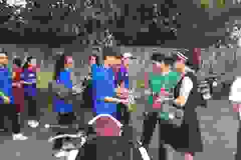 Bắc Ninh: Sôi nổi các hoạt động tiếp sức mùa thi
