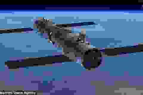 Một trạm không gian khác của Trung Quốc có chuẩn bị lao xuống Trái Đất?