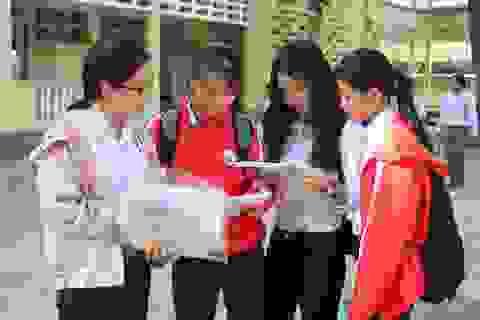 Môn Toán - Đề thi và đáp án chính thức THPT quốc gia 2018
