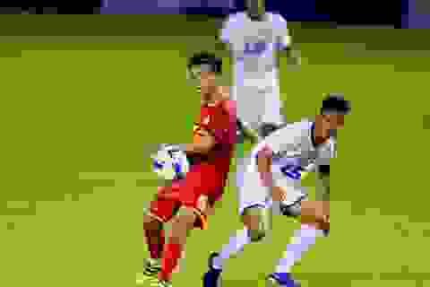 SL Nghệ An và Viettel giành chiến thắng trong ngày đầu giải U17 quốc gia 2018