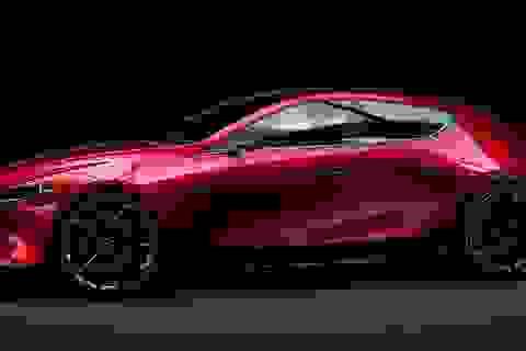 Mazda phá bỏ truyền thống trong thiết kế