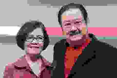 Diễn viên Chánh Tín nhớ về thuở cùng vợ bán rau để trang trải cuộc sống