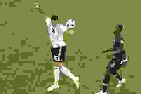 Tranh cãi gay gắt về việc Argentina thoát phạt đền