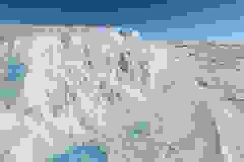 Ghi nhận nhiệt độ thấp kỷ lục tại Nam Cực