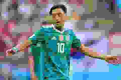 Đội tuyển Đức trải qua kỳ World Cup tệ nhất sau 80 năm