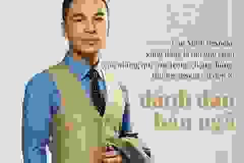 Adrian Anh Tuấn: Tôi khẳng định mình bằng bespoke suit