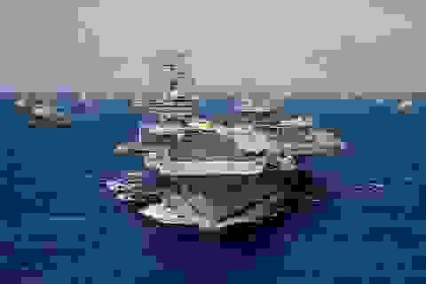 Việt Nam cử 8 sỹ quan tham gia tập trận hải quân lớn nhất thế giới