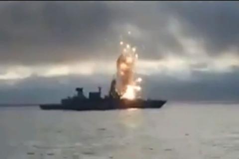Đức tố, Mỹ im lặng khi SM-2 nổ tung