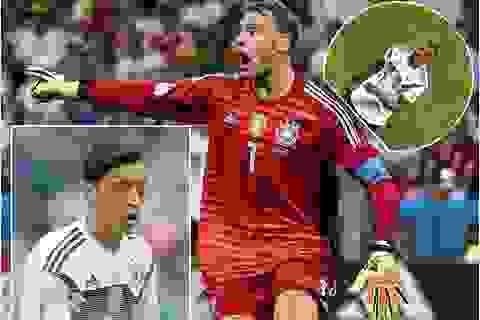 """5 cầu thủ """"tội đồ"""" không thể tha thứ của tuyển Đức"""