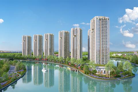 Cơ hội đầu tư căn hộ ven sông ở khu Đông thành phố
