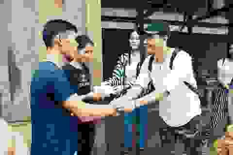 Jolie Nguyễn, Phan Anh xót xa cảnh tan hoang vùng lũ, tiềm tàng nguy cơ sạt lở tiếp