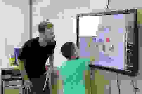 Để tiếng Anh là hành trang cho trẻ thời 4.0