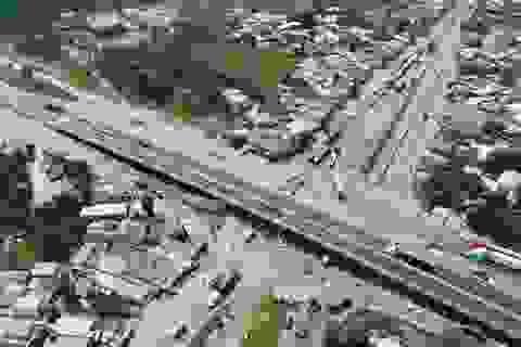 """TPHCM: Thông xe cầu vượt, mở """"nút thắt"""" vào cảng lớn nhất Việt Nam"""