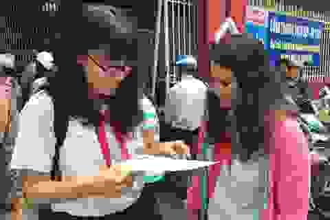 Vụ nâng điểm thi ở Hà Giang: Cần mở rộng làm rõ để tạo sự công bằng cho thí sinh