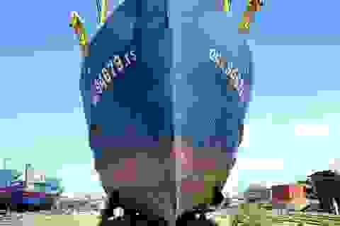Vụ tàu vỏ thép nằm bờ: Đến lượt ngân hàng kiện ngư dân