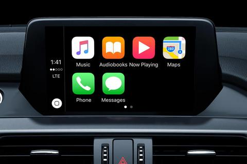 Xe Mazda cũ cũng có thể nâng cấp thêm Apple CarPlay và Android Auto