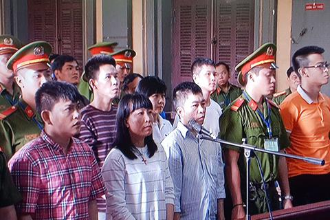 Thanh niên cầm đầu khủng bố Tân Sơn Nhất lãnh 16 năm tù