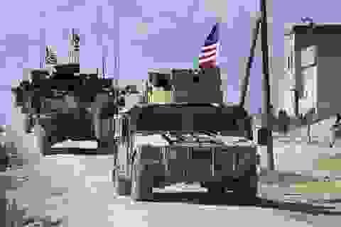 Nổ bom gần căn cứ quân sự của Mỹ-Pháp ở Syria