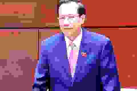 Bộ trưởng Đào Ngọc Dung nói về tự chủ ở các trường thể thao, nghệ thuật