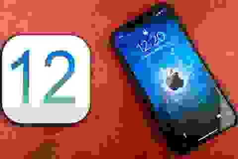 Những tính năng đáng giá trên nền tảng iOS 12 vừa trình làng