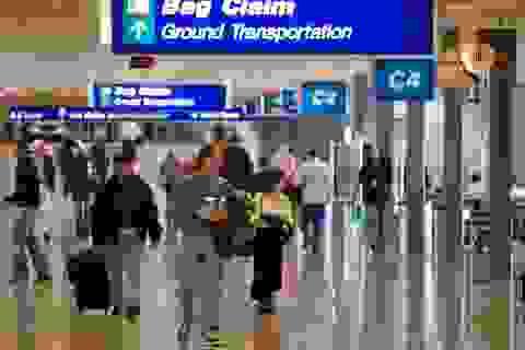 Du lịch miễn phí tại 8 sân bay quốc tế