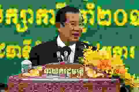 Ông Hun Sen muốn lãnh đạo Campuchia thêm 10 năm