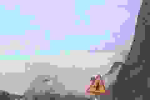 Xử phạt doanh nghiệp nổ mìn phá đá khiến bụi bao trùm quốc lộ