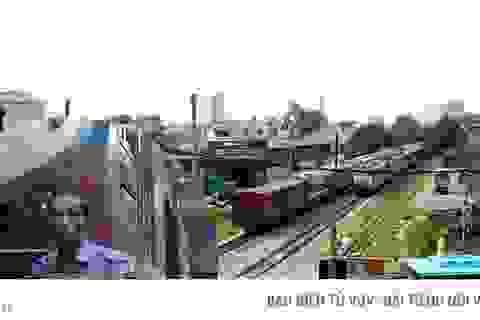 Ám ảnh nghề nghiệp của người đàn ông hơn 30 năm lái tàu hỏa