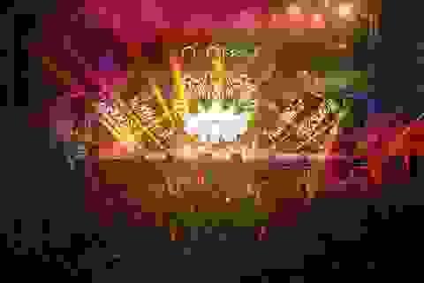 Cocofest 2018 làm mùa hè bùng cháy