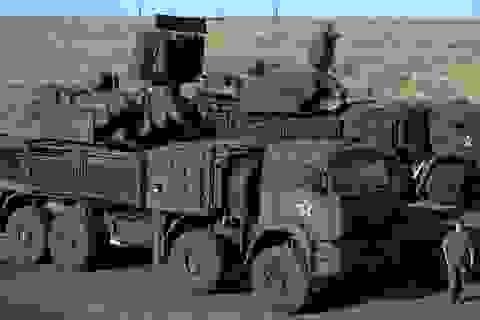 """Nga điều thêm lá chắn phòng thủ bọc lót """"rồng lửa"""" S-400 ở Crimea"""