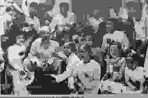 """Khai mạc triển lãm """"Chủ tịch Hồ Chí Minh với phong trào Thi đua yêu nước"""""""