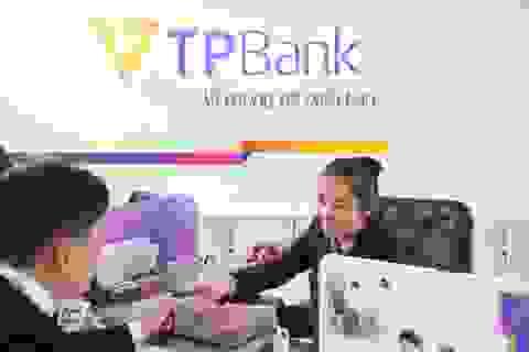 """Lộ diện nhóm nhà đầu tư """"khủng"""" mua hơn 17 triệu cổ phiếu TPBank"""