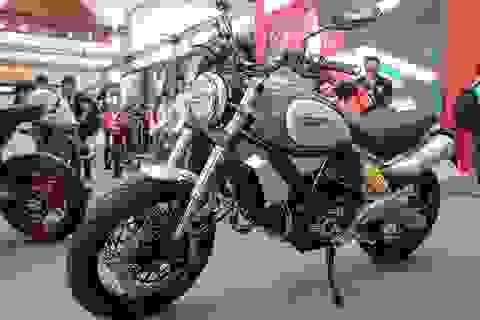 Ducati Scrambler có thực sự cần động cơ 1100cc?