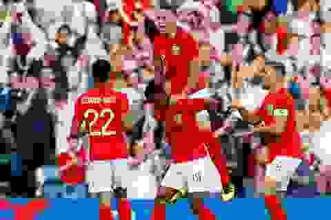 Đội tuyển Anh chỉ có… 4% cơ hội vô địch World Cup 2018
