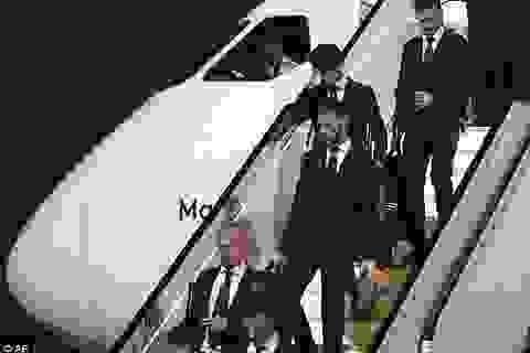 Đội tuyển Tây Ban Nha đặt chân tới Nga, sẵn sàng chinh phục World Cup
