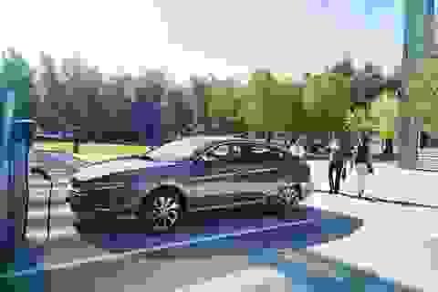 GM và Honda hợp tác phát triển pin cho xe chạy điện